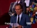 第二十五届奥运会(巴塞罗那1992)开幕式