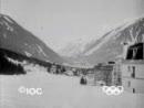 第一届冬季奥运会(夏莫尼1924)开幕式