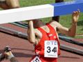 运动员连摔跟头都专业